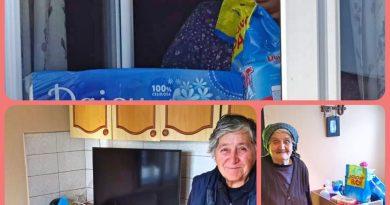 """""""Zaposlena žena za aktivnu zajednicu"""" – podjela paketa"""
