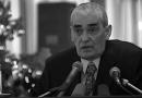 Obljetnica smrti – Gojko Šušak (1945. – 1998.)