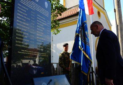 Na Goricama obilježena 30. obljetnica 3. bojne 3. satnije 3. gardijske brigade KUNE